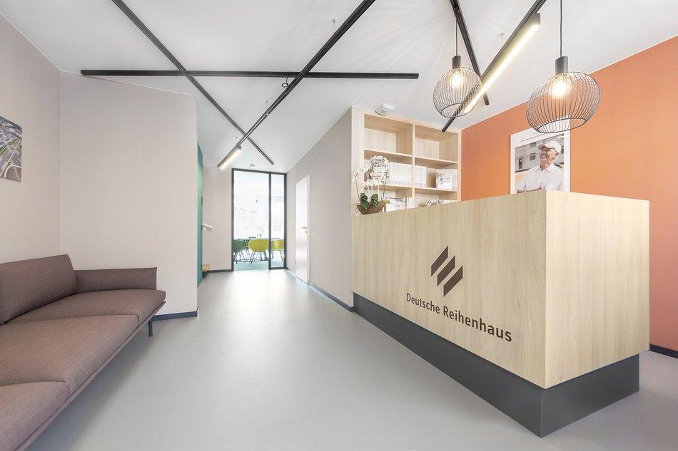 Büro Deutsche Reihenhaus AG Frankfurt