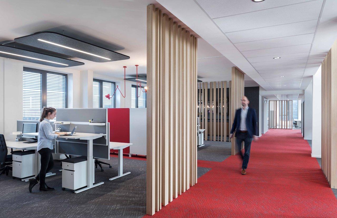 Büro Intersnack Köln